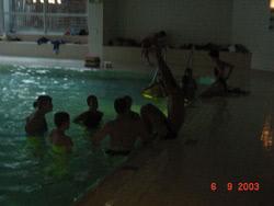 Einführung für angehende Schwimmsportleitende 2003 - Bild  26
