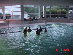Einführung für angehende Schwimmsportleitende 2003 - Bild  30