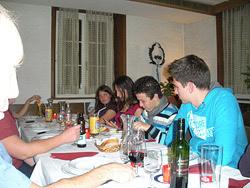 Helferessen 2009 - Bild  1