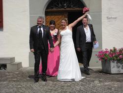 Hochzeit Jacqueline & Giuseppe 2016 - Bild  2