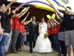 Hochzeit Mäx und Anita 2015 - Bild  6