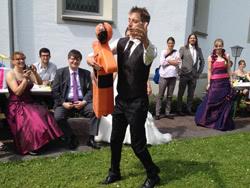 Hochzeit Mäx und Anita 2015 - Bild  27