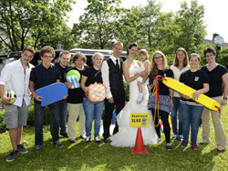 Hochzeit Mäx und Anita 2015 - Bild  36
