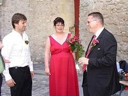 Hochzeit Gabriela & Martin 2008 - Bild  3