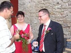 Hochzeit Gabriela & Martin 2008 - Bild  4