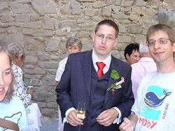Hochzeit Gabriela & Martin 2008 - Bild  7
