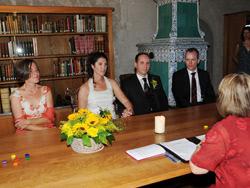 Hochzeit von Allan & Nelly 2012 - Bild  1