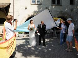 Hochzeit von Allan & Nelly 2012 - Bild  12