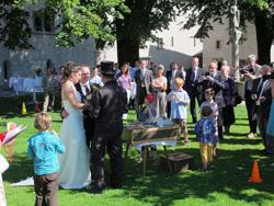 Hochzeit von Allan & Nelly 2012 - Bild  18