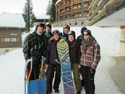 Skiweekend 2013 - Bild  31
