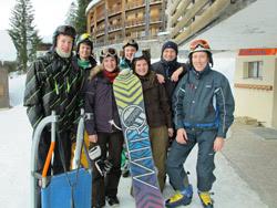 Skiweekend 2013 - Bild  32