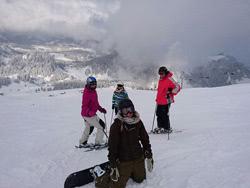 Skiweekend 2016 - Bild  1