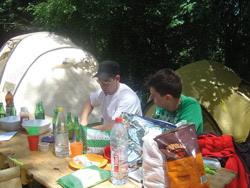 Zeltweekend 2007 - Bild  3